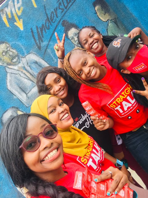 Int'l Condom Day 2021 – Straight Talk showers Nairobi Streets with Free Condoms and Sexual Health Awareness!