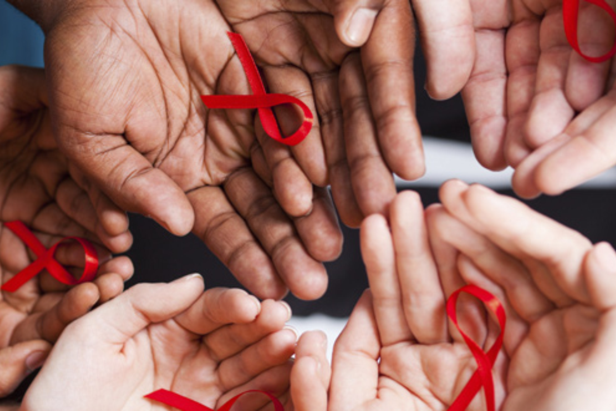 Living with HIV, and living to the fullest!