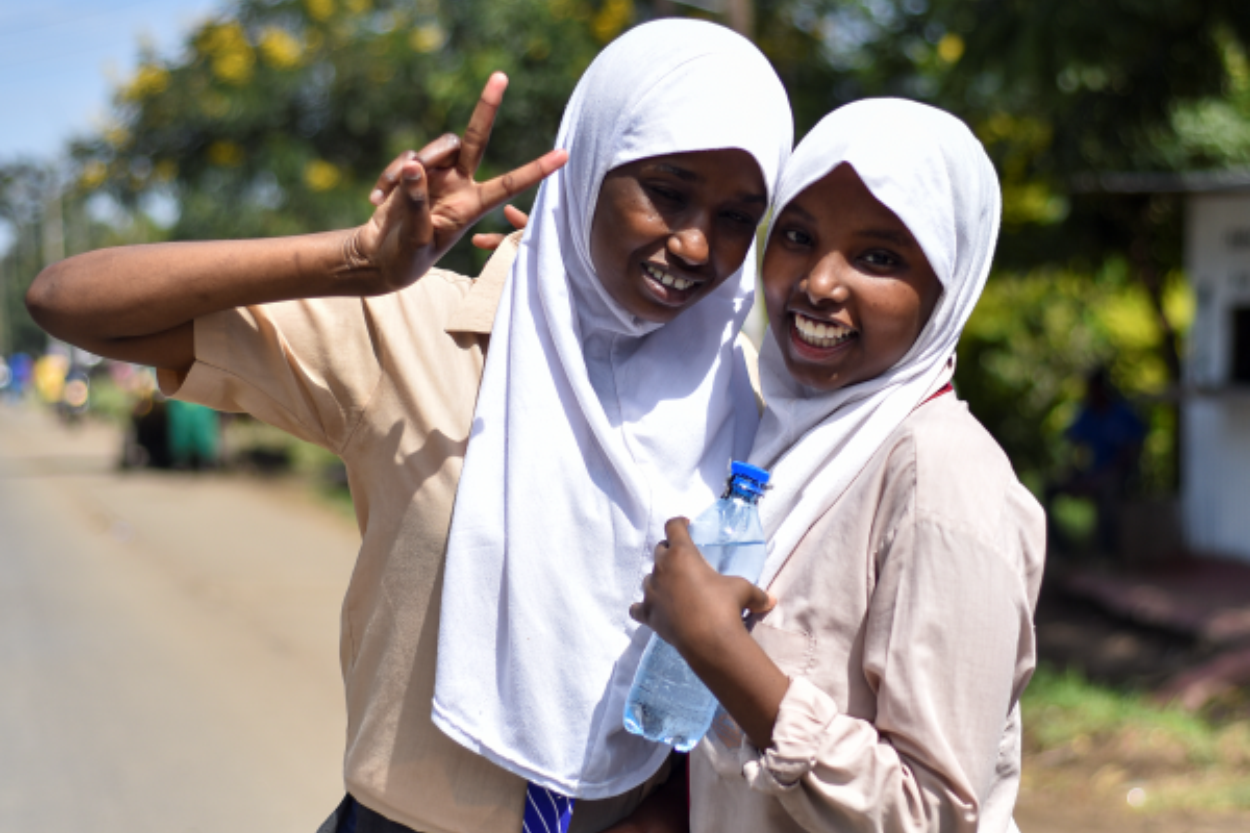Girls Amplify their Voices at the Inaugural 'Dada Summit 2020'