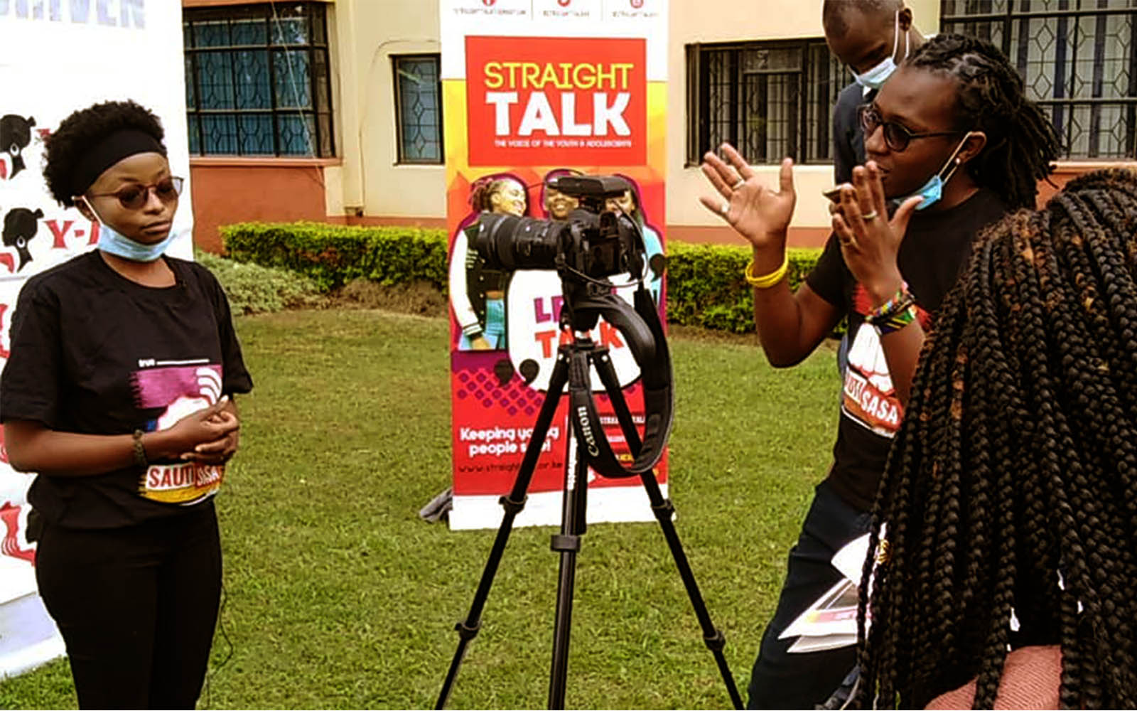Straight Talk Partners With Sauti Sasa Youth Movement To Launch Youth Voices Report on Teenage pregnancy