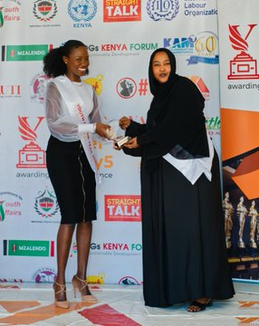 Top 35 under 35 Awards 2021: Straight Talk partners with the Youth Agenda to fete Kenya's most exemplary Youth .